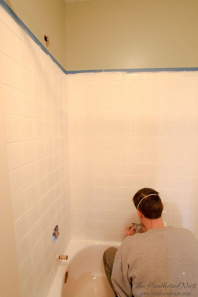 1000 Ideas About Painting Bathtub On Pinterest Bathtub Refinishing Tub Paint And Restroom Ideas