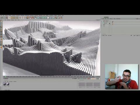 Cinema 4D / moturial 03 ( using mograph tool) - YouTube #C4D,#Cinema 4D,#tutorial,#3d,#3D,#Cinema 4D tutorial