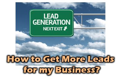 Are you trying How To Get Leads For Business and How To Generate MLM Leads?Using Lead Generation Tips from Mattmihalicz.com for How To Get Business Leads Online for your business.  http://mattmihalicz.com/how-to-get-leads.html