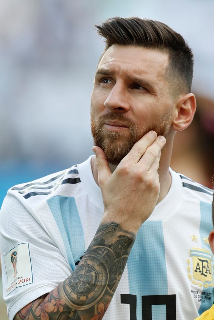 33+ Messi haircut 2018 information