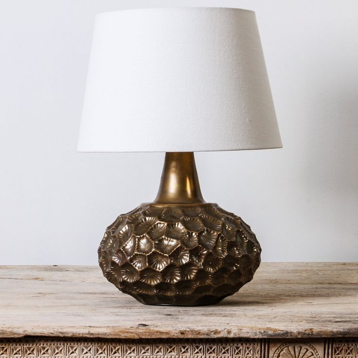 Coral Moon Table Lamp