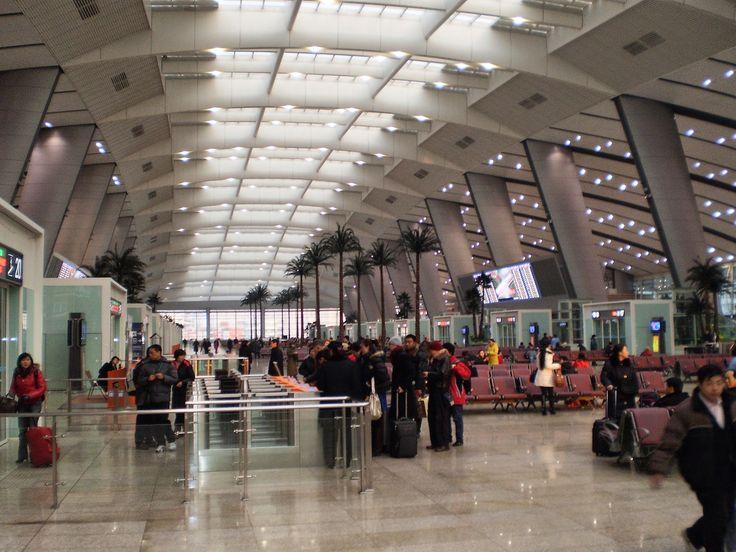 Beijing South Train Station, 2009