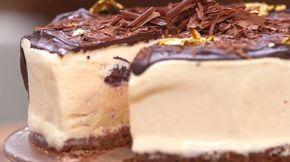 Tort de ciocolata cu crema de cafea - Retete practice