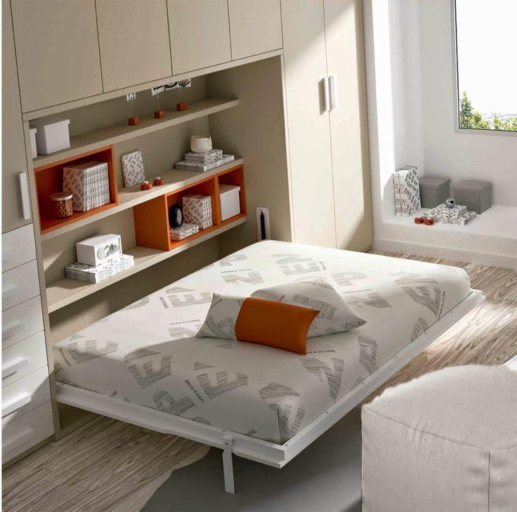 Matrimonio Bed Queen : Best cama abatible de matrimonio images on pinterest