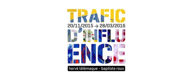 Nouvelle exposition au musée de #Louviers avec Hervé Télémaque et Baptiste Roux