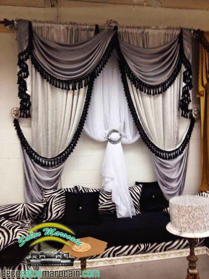 25+ best ideas about Rideaux salon marocain on Pinterest ...