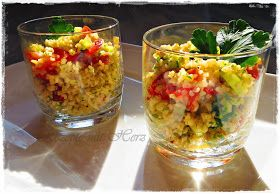 Rezepte mit Herz ♥: Tabouleh Salat