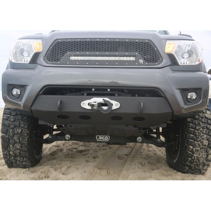 Tacoma 2012-15 Winch Mount Bumper