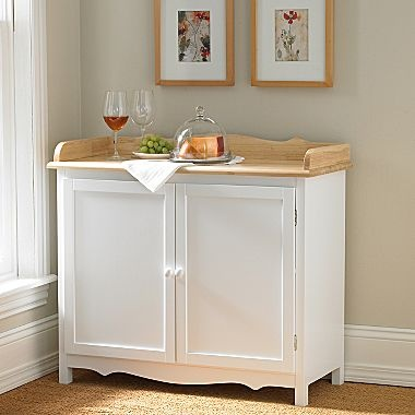 Jcp Home Collection Farmhouse Kitchen Buffet