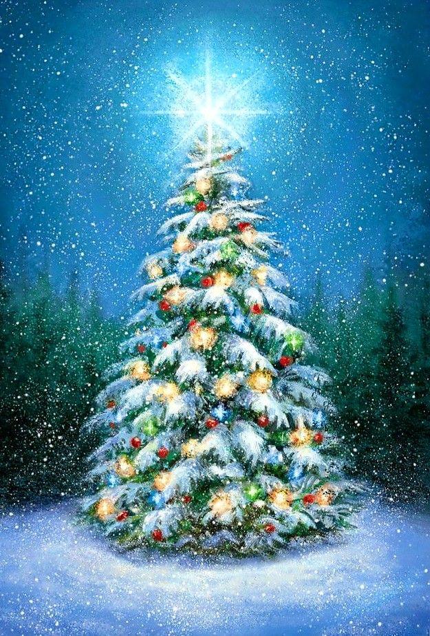 Hidalgo Christmas Lights 2021 Que Tengas Una Feliz Navidad Y Un Prospero Ano Nuevo Sinceramente Raul Weishaupt Hidalgo In 2021 Christmas Illustration Christmas Paintings Christmas Scenes