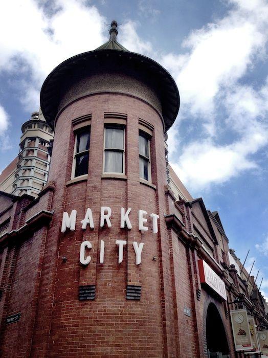 Market City Sydney -