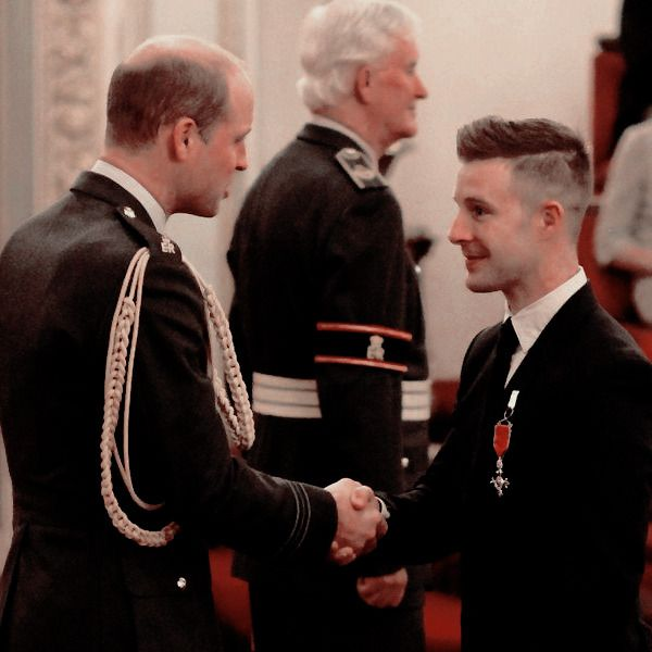 Motorcycling world champion Jonathan Rea has received his MBE at Buckingham Palace    21 November 2017 The 30-year-old Ballyclare man, a triple world superbike champion, was presented with his honour by Prince William. Last June, Rea was named in the Queen's birthday honours list. In September he completed a hat-trick of successive World Superbike titles.