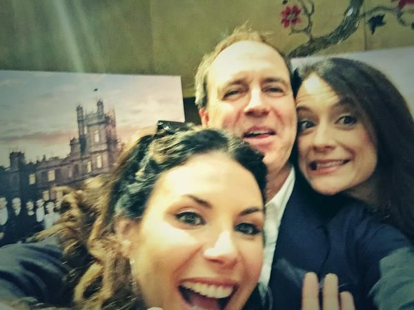 Downton Abbey's Kevin Doyle, Raquel Cassidy, and...