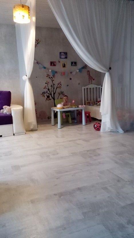 Детский уголок в квартире студии
