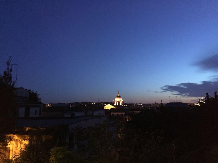 #sky#rome