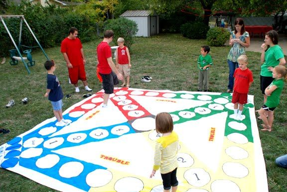 My Cup Overflows: You're In Trouble!  Life-sized Trouble Game. Adorable!!