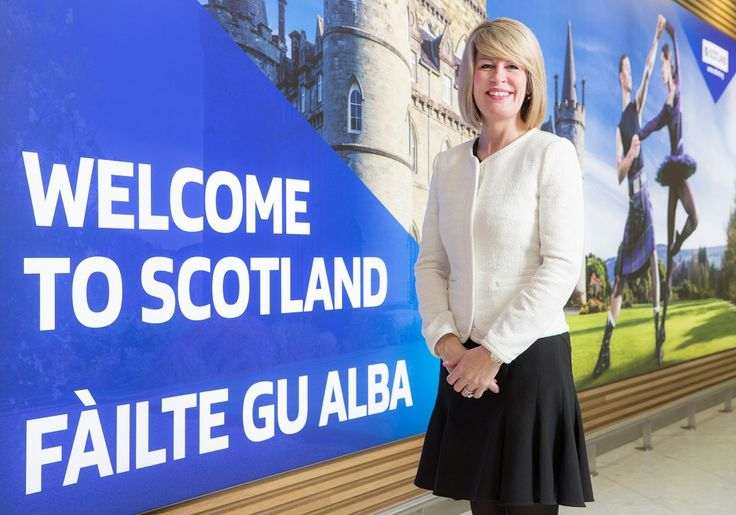 RECORD MAY SEES GLASGOW AIRPORT PASSENGER NUMBERS SOAR -