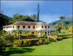 Ottley Plantation, St. Kitts..I think I could live here and be happy
