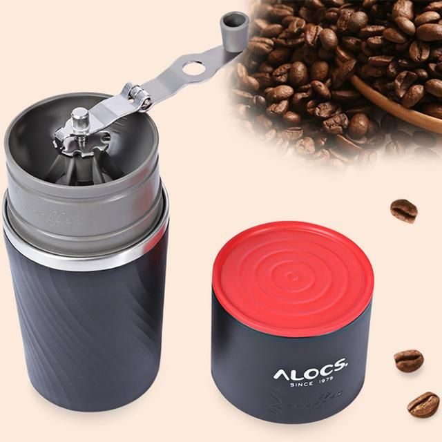 ALOCS CW-K16 Outdoor  Portable Coffee Maker 4 in 1 Stainless Steel Camping Manual Easy Coffee Grinder http://enbglobalestore.com/products/alocs-grinder-portable-coffee-maker-4-in-1-manual-hand-bean-stainless-steel-new?utm_campaign=crowdfire&utm_content=crowdfire&utm_medium=social&utm_source=pinterest