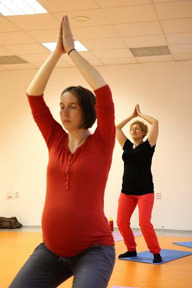 Jóga pro těhotné   centrum-Majka.cz