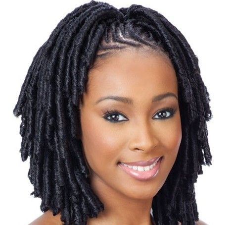 Black is totally beautiful african fashion ankara for Crochet braids salon