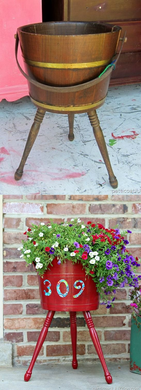 125 best furnishings finishes images on pinterest painted 10 thrift store home decor trend hacks using mod podge check out these fun decoupaged