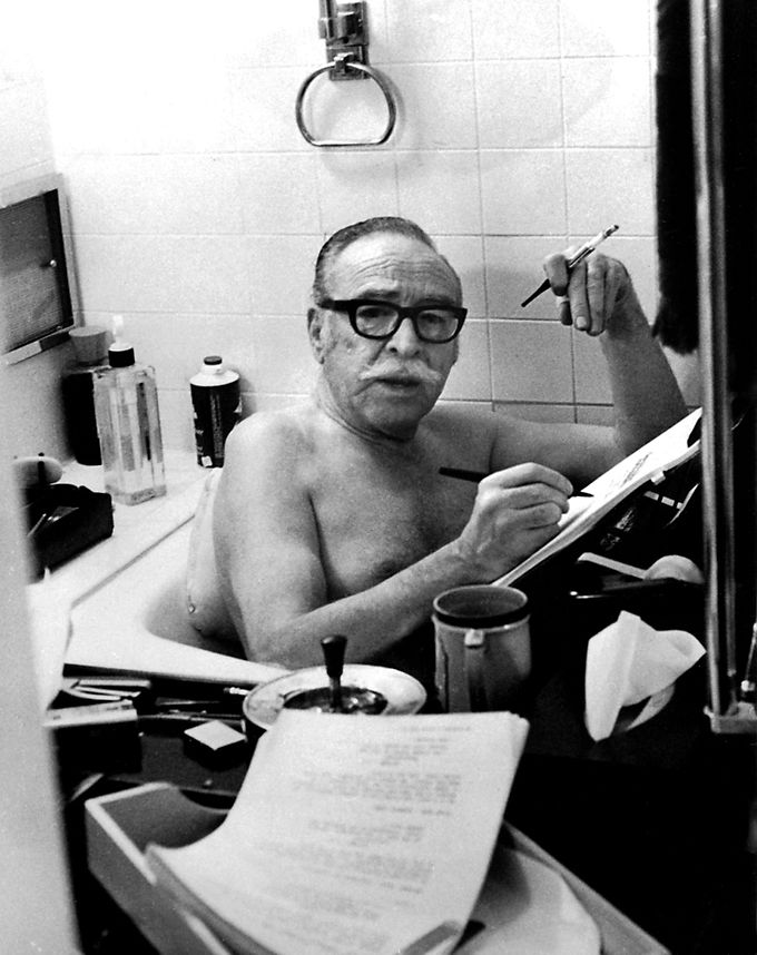 Dalton Trumbo. Fotografía: Samuel Goldwyn Films / Cordon Press.