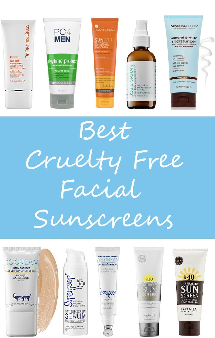 Phyrra's Top 10 Cruelty Free Facial Sunscreens, SPF is NOT just for summer! My personal favorite facials sunscreens are from Paula's Choice. The  NEW Spray On Facial Sunscreen can be used for both face and body!