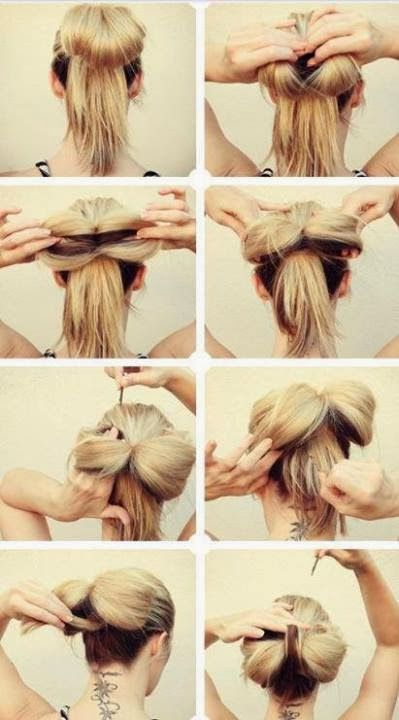 motivational trends: Hairstyles Tutorials: