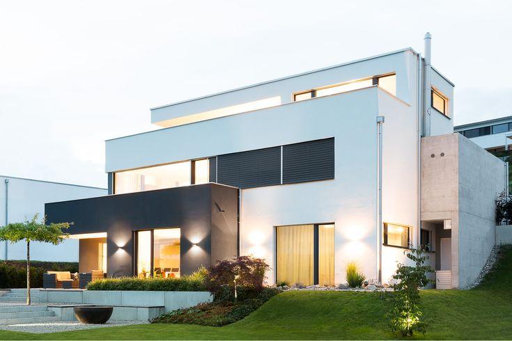 EFH Eschlikon, Architekturbüro - skizzenROLLE