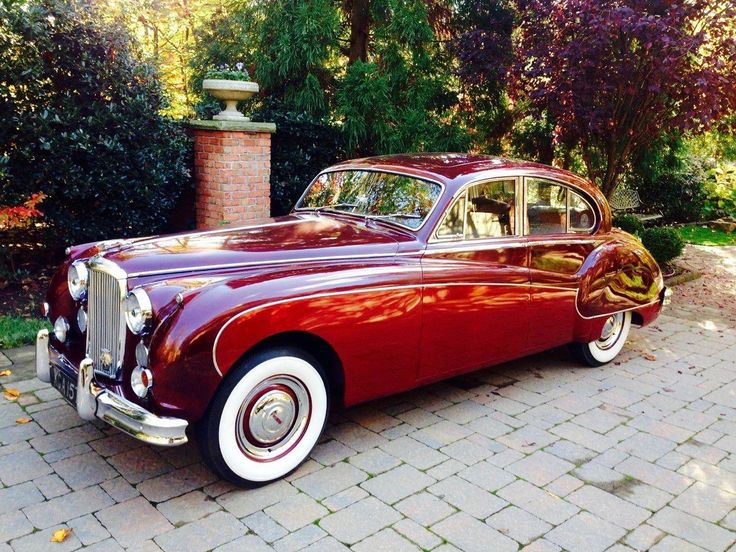 1957 Jaguar Mark VIII Friday March 4th, 2016 GAA