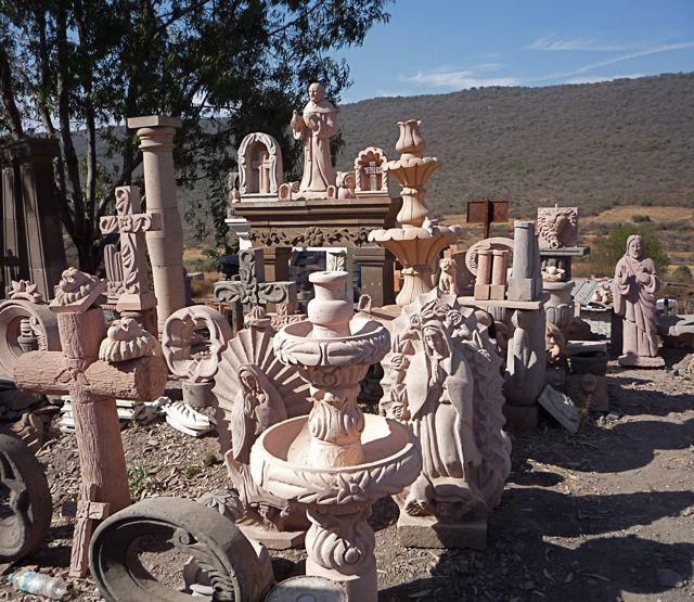 17 best images about cantera on pinterest baroque - Fuentes de piedra ...