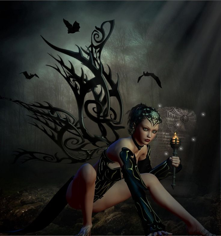 Evil Male Fairy