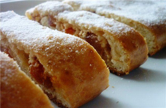 Шикарное творожное тесто и выпечка из него. Рецепт c фото от allenka 16 января 2012 на koolinar.ru