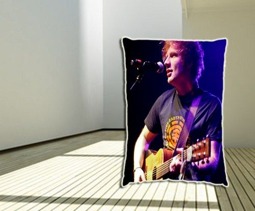 """The custom pillow case brings 100% fun into your bedroom. It measures 20"""" x 30"""", which can easily fit in any standard size pillow.  This pillow case can be full bleed printed with your own photos, ide"""