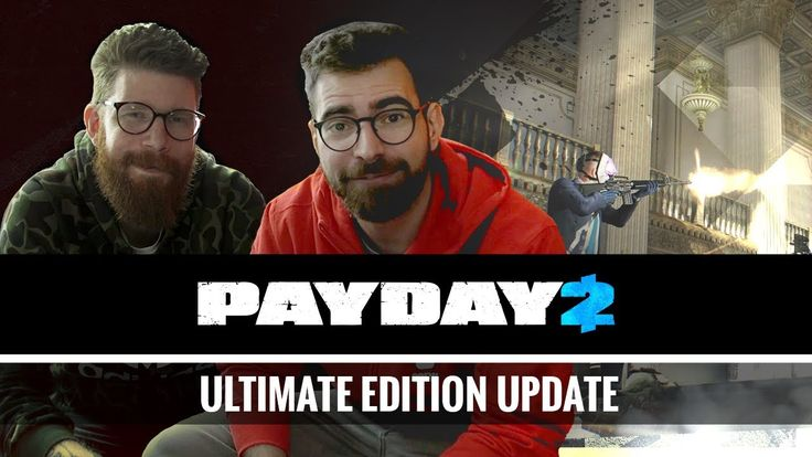 HEADS UP: Payday 2 is free for 5 million Steam Users