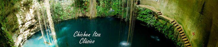 Cenote Ik Kil, antiguo santuario Maya donde los Sacerdotes se purificaban para después entrar en contacto con sus Dioses.