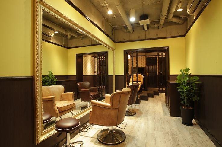 Beauty Salon Interior Design Ideas Hair Space
