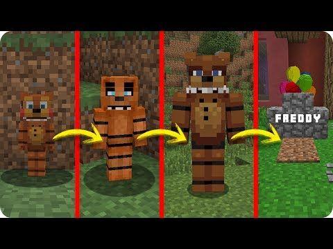 FREDDY ANIMATRÓNICO FNAF VS LA VIDA EN MINECRAFT | SI EL CICLO DE VIDA EXISTIESE EN MINECRAFT - VER VÍDEO -> http://quehubocolombia.com/freddy-animatronico-fnaf-vs-la-vida-en-minecraft-si-el-ciclo-de-vida-existiese-en-minecraft    El animatrónico Freddy de Minecraft se vuelve viejo, envejece con el tiempo en Minecraft! Nace como bebé Toy Freddy y va creciendo hasta envejecer como Freddy de Five Night's At Freddy's FNAF y morir! El ciclo de vida en Minecraft!