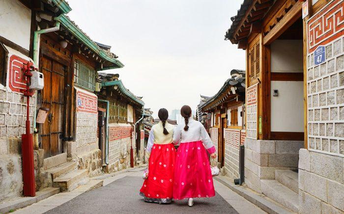 Un día en Seúl luciendo el 'hanbok' | Official Korea Tourism Organization
