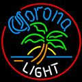 Corona Light Circle Palm Tree Neon Beer Sign 24x24, Corona Neon Beer Signs & Lights | Neon Beer Signs & Lights. Makes a great gift. High impact, eye catching, real glass tube neon sign. In stock. Ships in 5 days or less. Brand New Indoor Neon Sign. Neon Tube thickness is 9MM. All Neon Signs have 1 year warranty and 0% breakage guarantee.