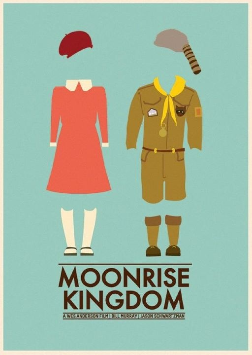 a Wes Anderson film