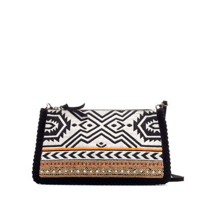 ETHNIC MESSENGER BAG