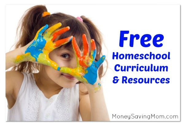 Wow! Check out this HUGE list of FREE homeschool curriculum, resources, printables, and more!