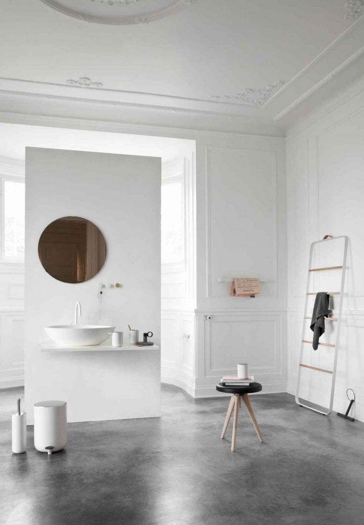 Smukt minimalistisk design