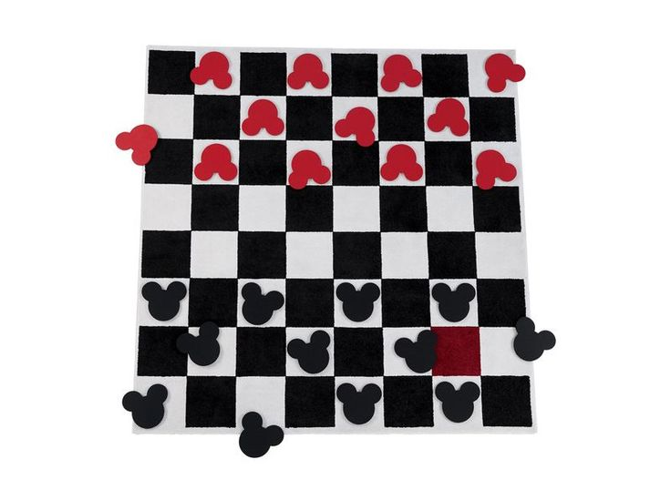 Checkboard Square Rug Set SHOP AT THE ETHAN ALLEN OF ORLAND PARK, IL