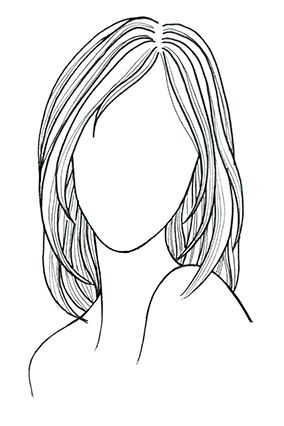 """Forget the fads, the ads, """"the Karlie,"""" and the rest: Your best look depends on your hair texture and your face shape. Our revolutionary haircut matrix will get you there."""