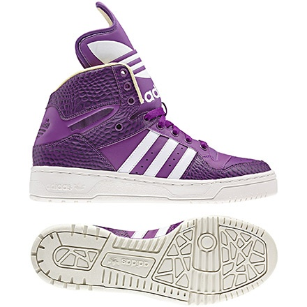 ADIDAS Women's Attitude Logo Great for Hip Hop dancing : )