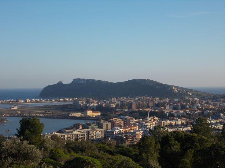 La bella città di Cagliari