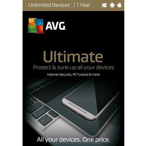 AVG Ultimate - 1 Year + Fast Shipping Internet Security #avgultimate #ultimate